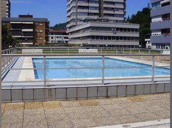 EasyPiso ES - Alquilo piso en Lorea /Universidades a dos estudiantes seri@s y responsables , San Sebastián - 800 € por mes