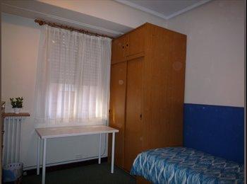 EasyPiso ES - Alquilo en Abando-Indautxu dos habitaciones exteriores amplias, Bilbao - 375 € por mes