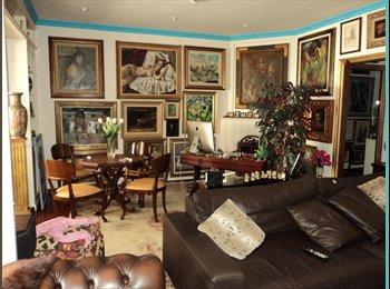 EasyPiso ES - Alquila habitación en San Gervasio, muy bien localizada y perfectamente comunicada., Sarrià-Sant Gervasi - 450 € por mes