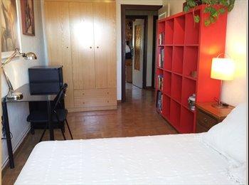 EasyPiso ES - habitación amplia, Villaverde - 350 € por mes