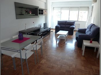 EasyPiso ES - Habitación en piso muy amplia y luminosa en excelente ubicación, Alcalá De Henares - 260 € por mes