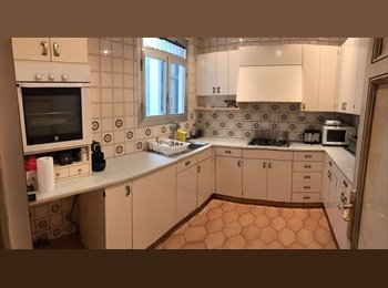 EasyPiso ES - Habitación individual en comunidad tranquila, Sarrià-Sant Gervasi - 400 € por mes