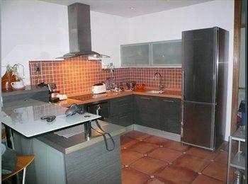 EasyPiso ES - se alquila habitacion individual con baño privado, zona trankila , San Sebastián - 500 € por mes