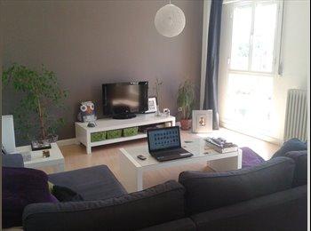 EasyPiso ES - Piso 2 habitaciones dobles. Amueblado, Logroño - 460 € por mes