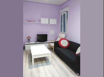 EasyPiso ES - Zona Centro, bonito piso junto Metro Arguelles, luminoso., Moncloa - 400 € por mes