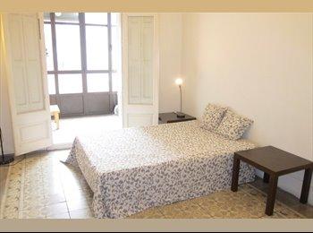 EasyPiso ES - Habitación Individual (495€), Eixample - 495 € por mes