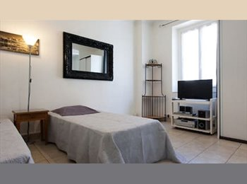 Appartager FR - Studio 25m2  590€ wifi, Cannes - 490 € /Mois