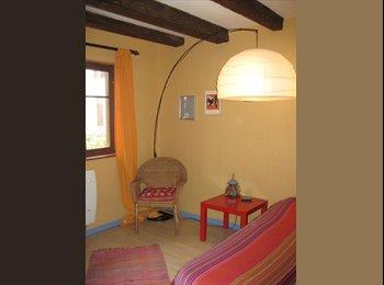 Appartager FR - une chambre entre ville  et campagne, Bischheim - 400 € /Mois