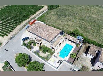 Appartager FR - villa piscine proche Montpellier, cap d'Agde, Juvignac - 400 € /Mois