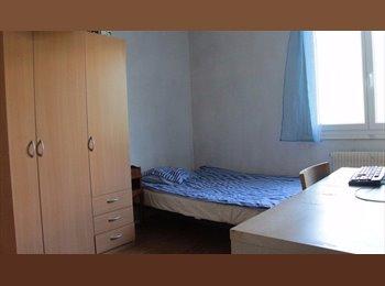 Appartager FR - 1 chambre dispo 23 mai 2017 dans coloc à 3, Villeurbanne - 360 € /Mois