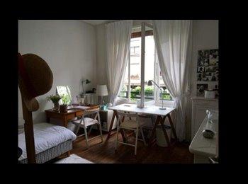 Appartager FR - Bel appartemement de 75 m² Métro Pont de Neuilly, Neuilly-sur-Seine - 650 € /Mois