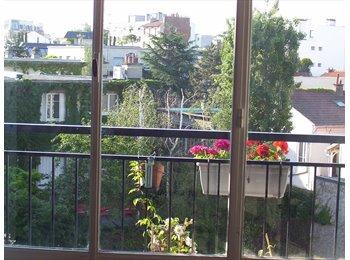 Appartager FR - dans quartier calme et chic, Boulogne-Billancourt - 500 € /Mois