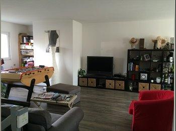 Appartager FR - Pte d'Italie - Ch ds bel appart de 110m2 + 20m2  terrasse , Gentilly - 750 € /Mois