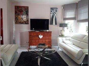Appartager FR - propose colocation dans une maison neuve ,dans un, La Chapelle-Saint-Aubin - 380 € /Mois