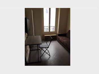 Appartager FR - Studio en location meublée M° HOCHE, Le Pré-Saint-Gervais - 570 € /Mois
