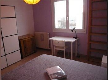 Appartager FR - Esplanade, superbe ch meublée à louer de suite, Strasbourg - 500 € /Mois