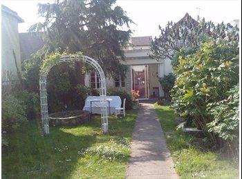 Appartager FR - Je propose une chambre double, Bourg-la-Reine - 550 € /Mois