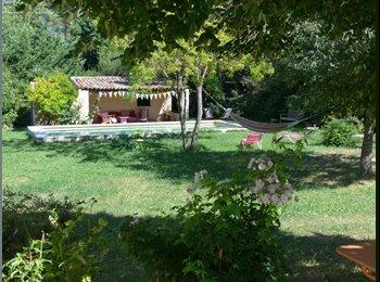 Appartager FR - chambre à louer dans une famille à aix en provence, Aix-en-Provence - 425 € /Mois