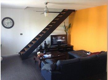 Appartager FR - Colocation dans bel appartement T3 Duplex, Nantes - 420 € /Mois