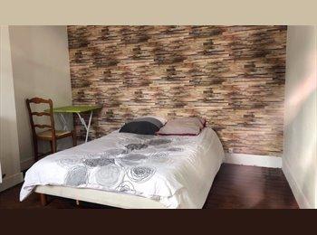 Appartager FR - Chambres meublées (Charges comprises), Fécamp - 350 € /Mois