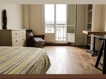 Appartager FR - Grand appartement à partager / Centre ville Rennes, Rennes - 450 € /Mois