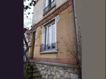 Appartager FR - chambre de 11 m2, Arcueil - 555 € /Mois
