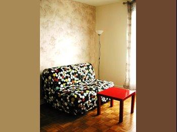 Appartager FR - Paris 14ème / Montrouge Colocation à 2 (profil salarié), Montrouge - 600 € /Mois