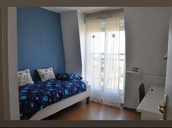 Appartager FR - LOUE CHAMBRE, SALLE DE BAIN - WC INDIVIDUELS, Le Perreux-sur-Marne - 500 € /Mois