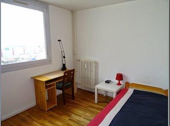 Appartager FR - Lyon 8ème Chambre meublée en colocation, Saint-Fons - 280 € /Mois