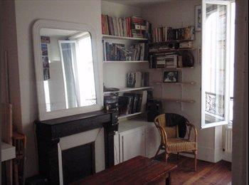Appartager FR - chambre disponible, 18ème Arrondissement - 700 € /Mois