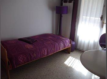 Appartager FR - Loue chambre meublée, Le Cannet - 400 € /Mois