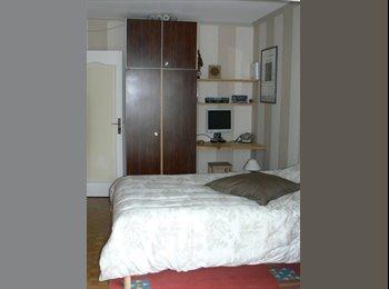 Appartager FR - Chambre avec balcon, Noisy-le-Grand - 600 € /Mois