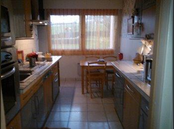 Appartager FR - Vétraz-Monthoux Colline - colocation, Annemasse - 650 € /Mois