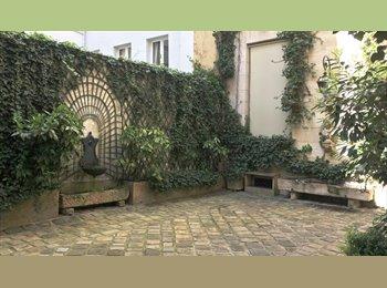 Appartager FR - Studio meublé au Louvre-Opéra, 1er Arrondissement - 900 € /Mois
