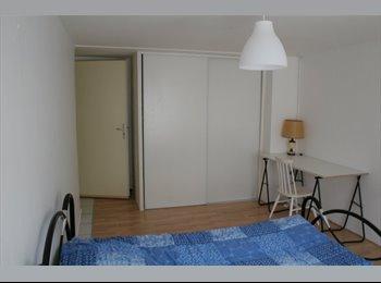 Appartager FR -    colocation tranquille meublé, Saint-Fons - 520 € /Mois