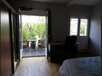 Appartager FR - grande coloc 110 m² pour 4, Alfortville - 650 € /Mois