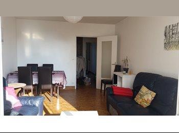 Appartager FR - Rive du Cher, calme et spacieux, Saint-Avertin - 400 € /Mois