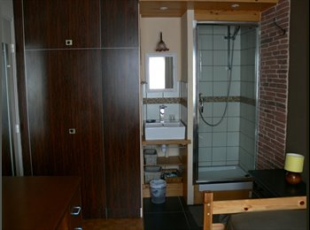 Appartager FR - Chambre avec SdB privée, Noisy-le-Grand - 600 € /Mois