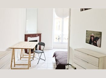 Appartager FR - COLOC SPACIEUSE CENTRE NICE |  APL Wifi LAVE-VAISS, Nice - 550 € /Mois