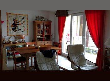 Appartager FR - FACE A LA CITE INTERNATIONALE, calme et spacieux, Caluire-et-Cuire - 450 € /Mois