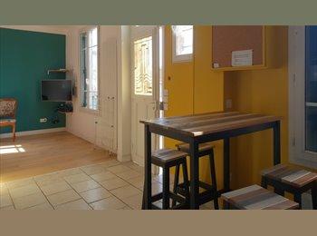 Appartager FR - Colocation dans maison, La Garenne-Colombes - 490 € /Mois