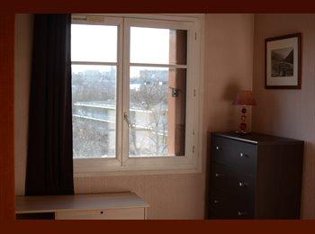 Appartager FR - Loue chambre à Ivry sur Seine, Ivry-sur-Seine - 400 € /Mois