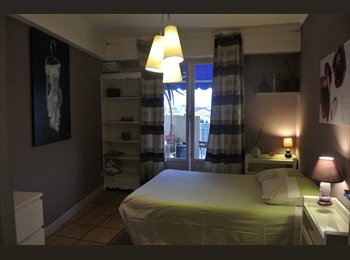 Appartager FR - Loue Jolie chambre Nice Centre, Nice - 750 € /Mois
