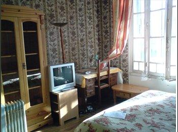 Appartager FR - chambre meublée a louer, Rennes - 375 € /Mois