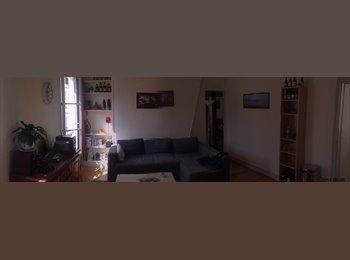 Appartager FR - Colocation 3 personnes 6 rue Burq paris 18è, 9ème Arrondissement - 644 € /Mois