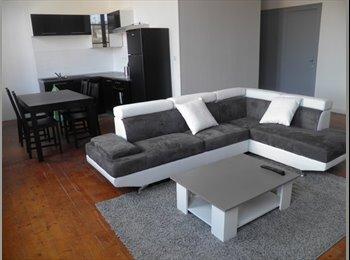 Appartager FR - Location chambre meublée 14m² - appartement neuf, Saint-Etienne - 290 € /Mois