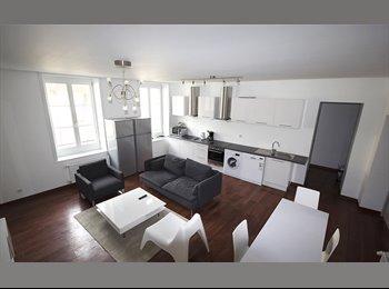 Appartager FR - Magnifique chambre Double - Place Carnot, Nancy - 445 € /Mois