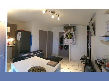 Appartager FR - Coloc T3/Deux chambres. Biarritz , Biarritz - 350 € /Mois