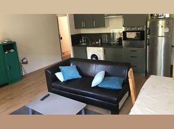 Appartager FR - Chambre en colocation disponible début juin, Nice - 500 € /Mois