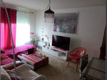 Appartager FR - Location de 1 chambre spacieuse, Gennevilliers - 450 € /Mois